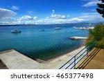 beautiful landscape in... | Shutterstock . vector #465377498