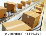 packages delivery  packaging... | Shutterstock . vector #465441914