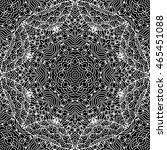 abstract vector decorative...   Shutterstock .eps vector #465451088