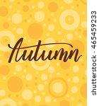 vector abstract background with ...   Shutterstock .eps vector #465459233