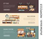 City Bus Public Transport...