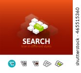 search color icon  vector...