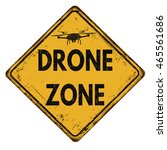 Drone Zone Vintage Rusty Metal...