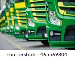transporting freighting service ... | Shutterstock . vector #465569804