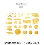 vector abstract hand drawn... | Shutterstock .eps vector #465578876