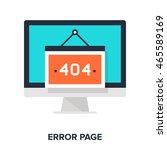 error page concept
