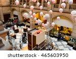 glasgow  scotland   july 16 ... | Shutterstock . vector #465603950