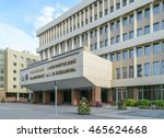 moscow  russia   july 07  2016  ... | Shutterstock . vector #465624668