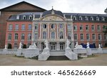 the electoral palace  ... | Shutterstock . vector #465626669