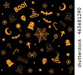 Halloween Symbol Design...