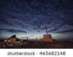 caltabellotta  aba dal monte...   Shutterstock . vector #465682148