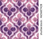abstract flower pattern  | Shutterstock .eps vector #465687428