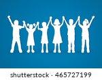 Children Holding Hands Graphic...