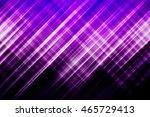 abstract  violet fractal... | Shutterstock . vector #465729413