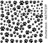 animal print background... | Shutterstock .eps vector #465747239