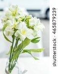 white flowers | Shutterstock . vector #465879239