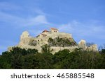 Rupea Medieval Fortress In...