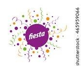 holiday vector logo   Shutterstock .eps vector #465959066