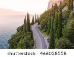 gardesana occidentale scenic... | Shutterstock . vector #466028558
