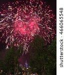 Nice Shot Of Fireworks