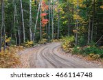 Colorful Fall Foliage Along Th...