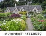 A Row Of Cottages In Bibury ...