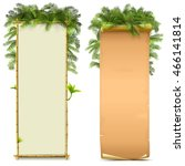 vector boards set 6 | Shutterstock .eps vector #466141814