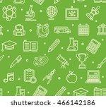 school background pattern on... | Shutterstock .eps vector #466142186