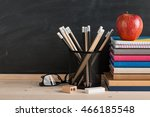 back to school concept with