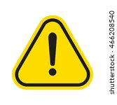attention sign | Shutterstock .eps vector #466208540