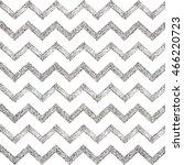 Seamless Pattern Of Silver...