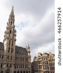 grand place 2 | Shutterstock . vector #466257914