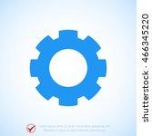 gear | Shutterstock .eps vector #466345220
