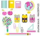 School Supplies Vector Clip Ar...