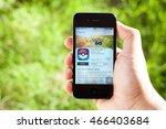 phitsanulok  thailand   9... | Shutterstock . vector #466403684