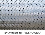 stainless steel weaving art... | Shutterstock . vector #466409300
