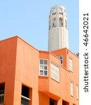 coit tower | Shutterstock . vector #46642021