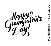 the best grandpa  happy... | Shutterstock .eps vector #466562300