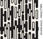 vector seamless pattern. modern ... | Shutterstock .eps vector #466617584