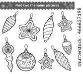 find two the same pictures ...   Shutterstock .eps vector #466637198