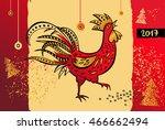 vector element of design logo ... | Shutterstock .eps vector #466662494