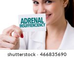 Small photo of Adrenal Insufficiency