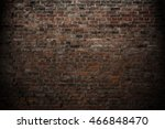 Brick Wall Background. Grunge...