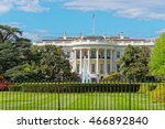 White House Is Located In The...