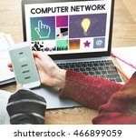 computer network homepage html...