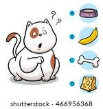 vector illustration of make the ... | Shutterstock .eps vector #466956368