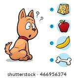 vector illustration of make the ... | Shutterstock .eps vector #466956374