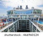 Small photo of Barselona, Spaine - September 06, 2015: Royal Caribbean International, Allure of the Seas