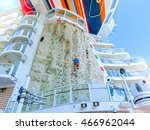 Small photo of Barselona, Spaine - September 12, 2015: Royal Caribbean, Allure of the Seas