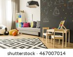 shot of a creative room for... | Shutterstock . vector #467007014